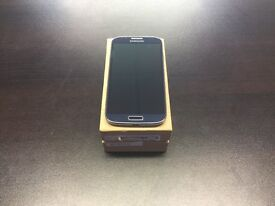 Samsung galaxy s4 unlocked good condition with warranty and accessories