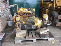 Ford Industrial Diesel Engine