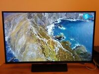 Samsung 32 inch SMART FULL HD (Model UE32H5500AK) LED TV - ALMOST NEW
