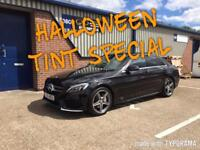 Window tinting special offer