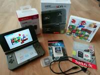 The Lastest Nintendo 3DS XL + SKY3DS+ Gamecard