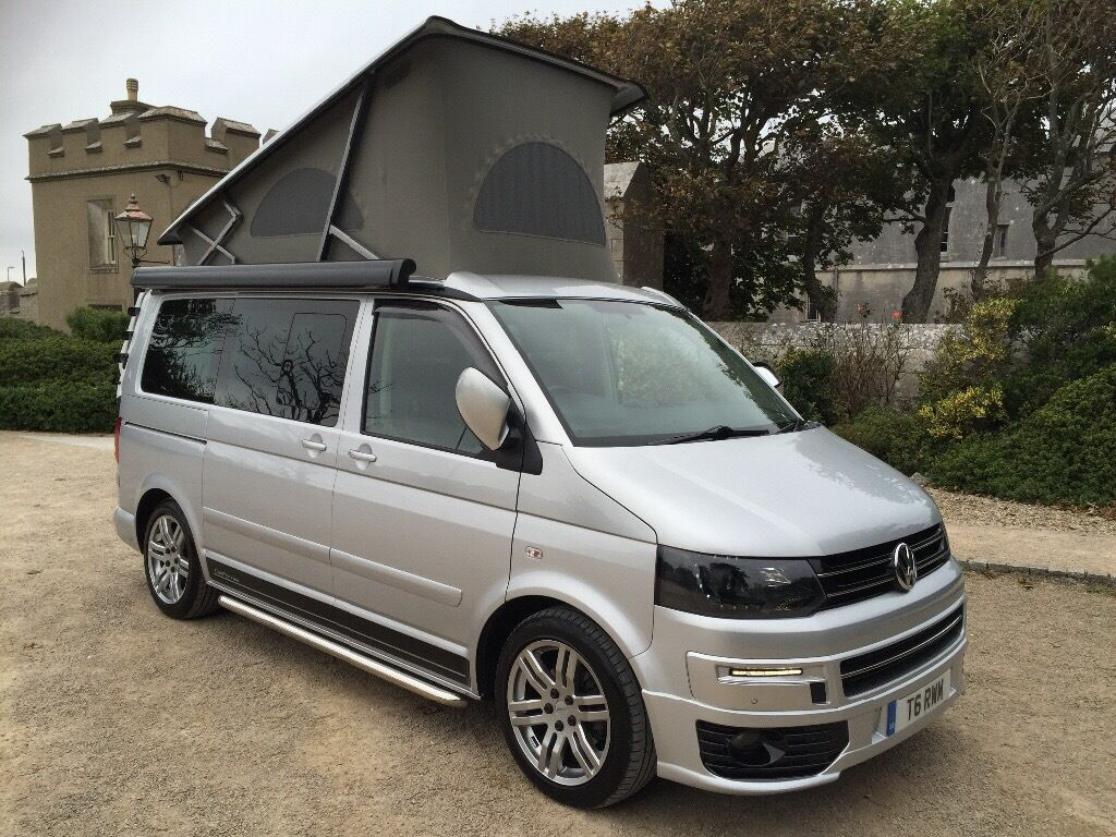 reduced 2012 vw t5 california camper van tdi dsg fully. Black Bedroom Furniture Sets. Home Design Ideas