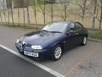 Alfa Romeo 2.4 JTD - DIESEL - JUST SERVICED AND MOTED - NEW CAMBELT