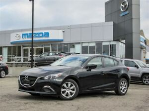 2014 Mazda MAZDA3 SPORT GX-SKY ABS BT ACCIDENT FREE
