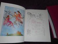 Folio Fairy books Andrew Lang, Rainbow Fairy Series