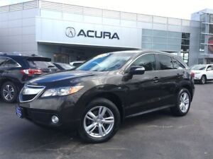 2015 Acura RDX TECH | HITCH | TINT | 1OWNER | RATESFROM2.9% | V6