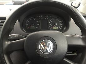 VW POLO 1.2 5 door.