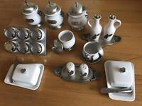 Kitchen Storage Dining Set