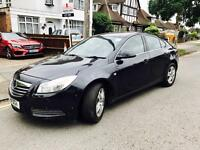 2011 / 11 VAUXHALL INSIGNIA EXCLUSIVE 2.0L DIESEL PCO TAXI BADGED