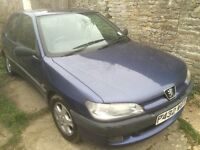 Spares and repairs including £50 diesel