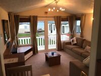 Beautiful Static Holiday Home For Sale, Stunning Sea-Views On The East Coast Of The Scottish Borders
