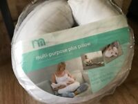 Nursing and maternity pillow