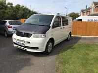 Vw T5 campervan transporter t28