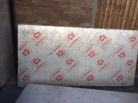 150mm celotex insulation sheets