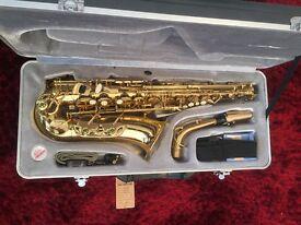 Odyssey OAS25L Alto Saxophone