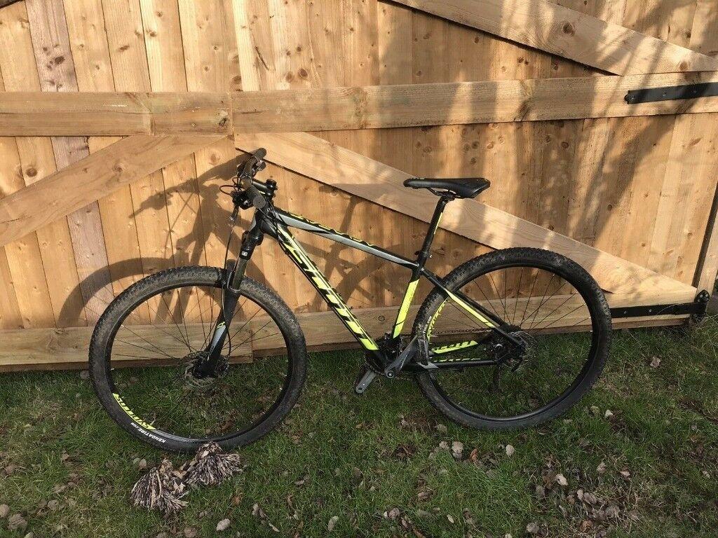 227396c3abd Scott Aspect 940 2017 Hardtail 29er Mountain bike | in Maldon, Essex |  Gumtree