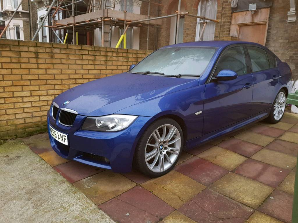 BMW 3 SERIES 320I M SPORT FULL LEATHER LOW MILEAGE ONLY 80000 GREAT RUNNER