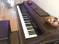 Technics PR250 Electric Piano - Spares OR Repair - Faulty Keys