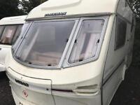 Lunar clubman 400/2 1998 2 berth touring caravan