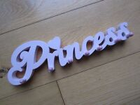 NEXT PINK 'PRINCESS' HOOK ~ NEW & UNUSED ~ £5