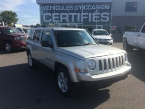 2011 Jeep Patriot Sport/North 4X4