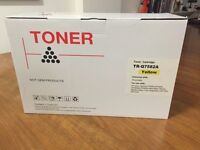 High Quality Remanufactured Toner Cartridge, Yellow Laser Toner