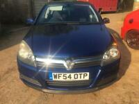 Vauxhall Astra 1.8 auto 86k spares or repairs