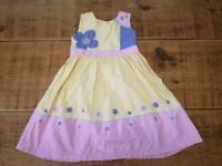 3-4 Yrs Next Summer Dress
