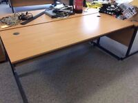 1 Rectangle Desk - FREE to go ASAP