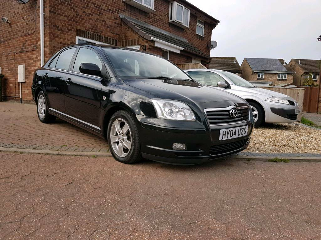2004 TOYOTA AVENSIS 1.8 T3-X