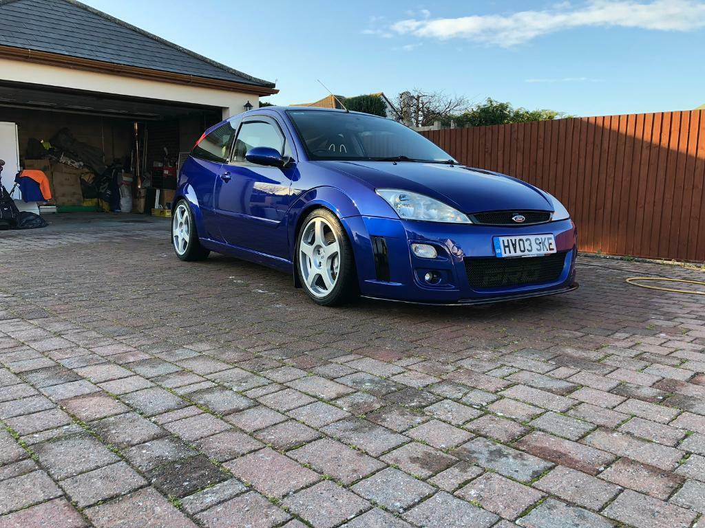 ford focus rs mk1 in fairwater cardiff gumtree. Black Bedroom Furniture Sets. Home Design Ideas