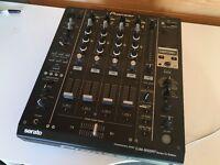 Pioneer DJM 900 SRT Professional DJ Mixer