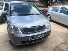 2005 Vauxhall meriva 1.4 (BARGAIN PRICE)
