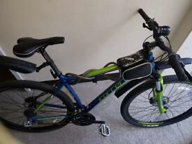 2 bikes good condition sell together 350