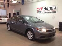 2012 Honda Civic EX *Local Car, No Accidents*