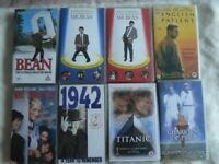 Selection of 12 Video Tapes