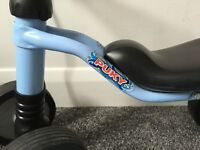Puky first bike blue toddler child