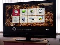 "LG 42"" Full HD 100Hz LCD TV Freeview, FreeSat HD"