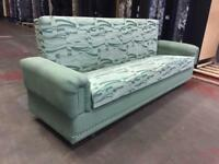 1x Bed settee green