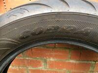 Harley Sportster Tyres