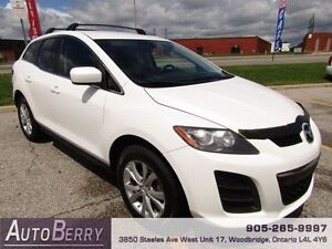 2011 Mazda CX-7 GS AWD ***CERTIFIED ** ONE OWNER*** $8,999