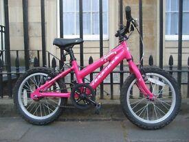 "Girl's bicycle - Ridgeback Melody 16"" wheels - a lovely bike"