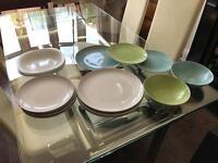 Various plates £8.00
