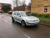 "2003 Volkswagen Golf 1.6, 5 Doors, MOT, Cheap car, 18"" Alloys, Taxed - £599!!"