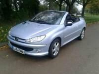 2005 peugeot 206 cc