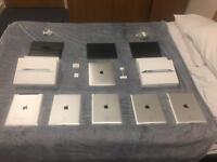 6 x Apple IPads (Joblot) tablet not IPhone. Open to offers.