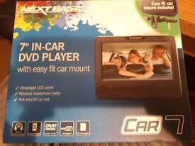 Nextbase 7 inch DVD player