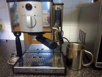 Elevation Espresso Machine & Stainless steel Mug