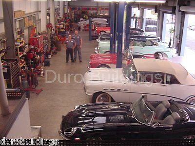 Durobeam Steel 50x100x17 Metal Building Prefab Commercial Garage Shop Direct