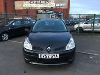 Renault Clio 1.2 16v Extreme 3dr SERVICE HISTORY,